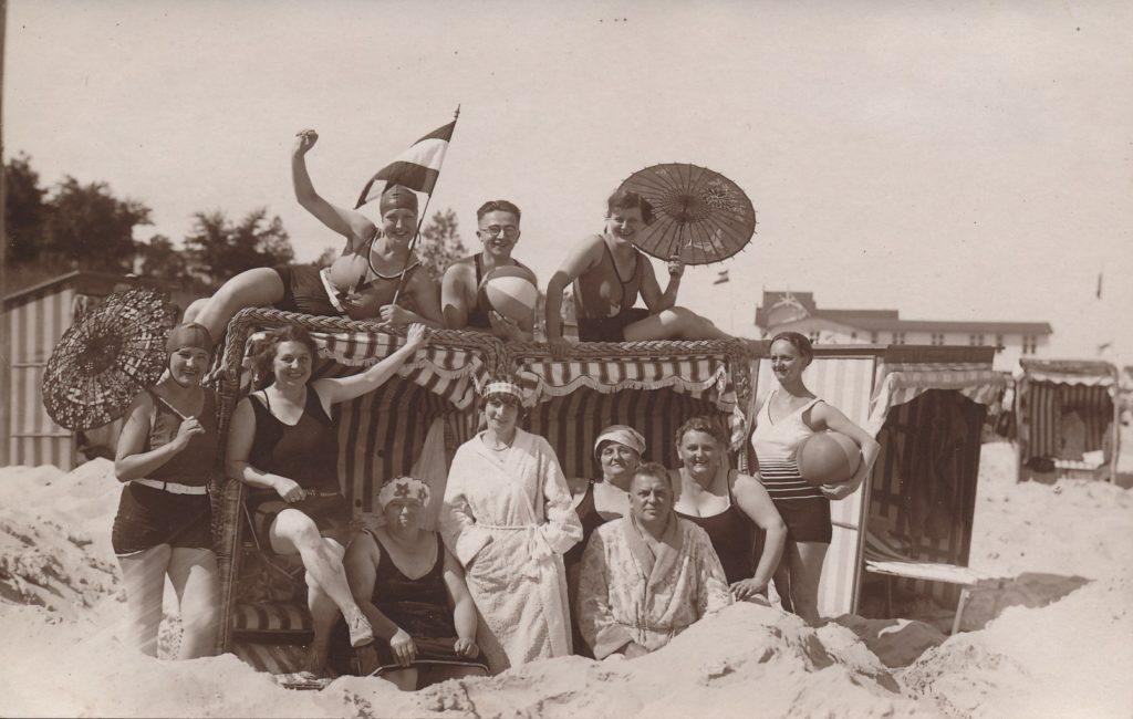 Das Korbwerk - Von der groben Holzbohle zum feinen Strandkorb