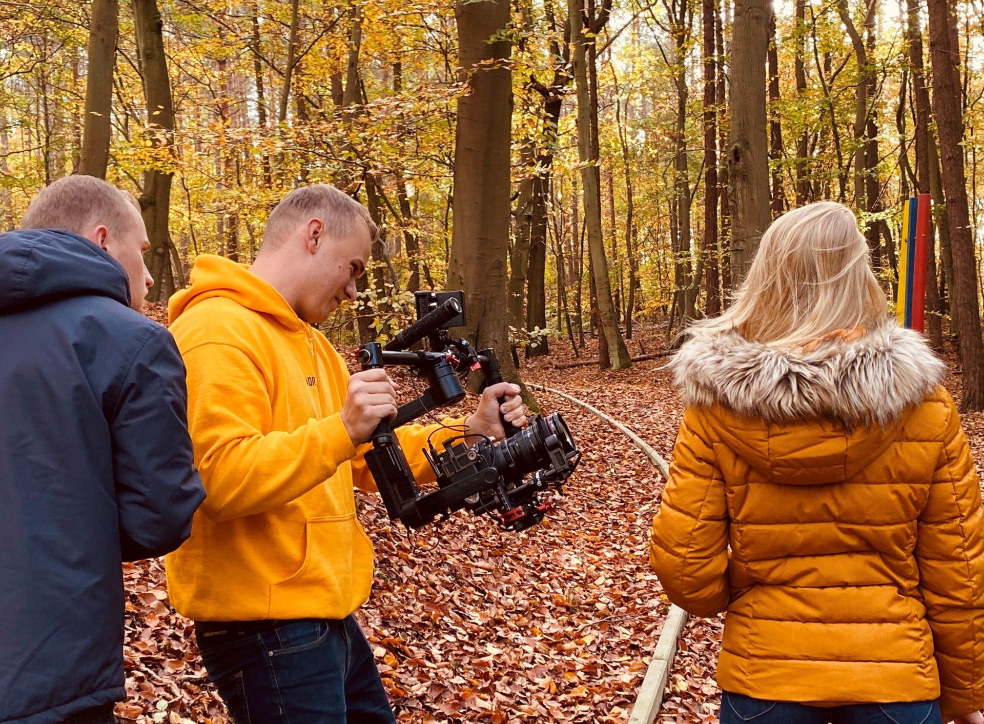 Behind The Scences im Wald | Kaiserbäder Usedom